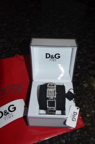 D&g Night&day Damen Armband Uhr Bild