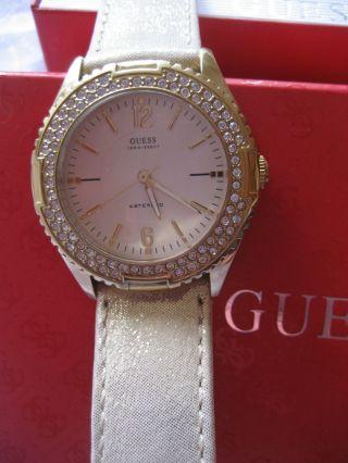 Guess Armbanduhr Mit Wechselbaendern - - Bild