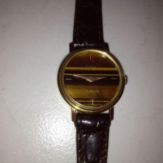 Rarität:swiss - Eska St.  Moritz Damen Armbanduhr Handaufzug,  Mechanisch Nr.  77184 Bild
