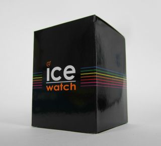 Ice - Watch Ice - Flashy Unisex Rot Ss.  Nrd.  U.  S.  12 - Armbanduhr Bild