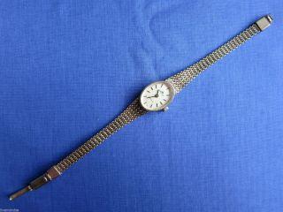 Damenuhr Arctos Quartz 835er Silber Bild