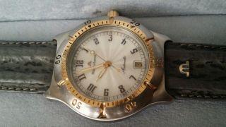 Maurice Lacroix Automatic Uhr Aus 1996 No 23267 Bild