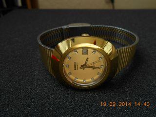 Rado Diastar Damen Uhr Swiss 111.  0189.  3 Scratchprof Watersealed Bild