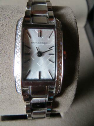 Burberry Prorsum Armbanduhr Mit Diamanten Mit Box Top Bild