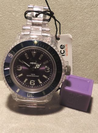 Ice Watch,  Ice Pure Purple Small 100,  Pu.  Pe.  S.  P.  12 Bild