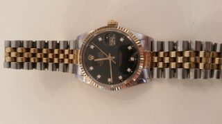 Rolex Oyster Perpetual Datejust 36mm Bild