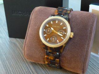 Michael Kors Mk5399 279€ Uhr Ritz Damenuhr Armbanduhr Weihnachtsgeschenk Bild