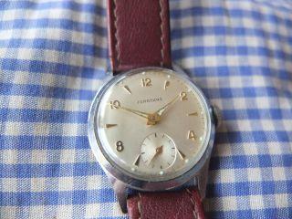 1950er Junghans Handaufzug Damenuhr Bild