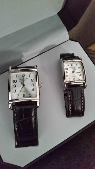 Armbanduhr Magnum (paar Uhr Für Sie Und Ihn)