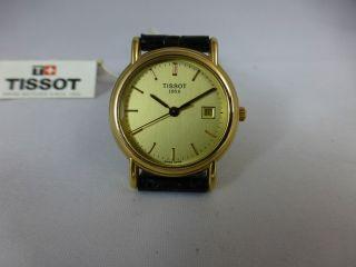Damenuhr Tissot Eta 956112,  14 K/0,  585 Geh. ,  Retro 1984 - 99 Bild