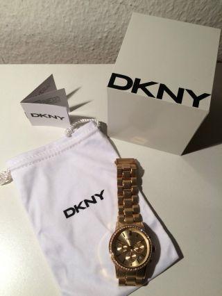 Dkny Ny8364 Armbanduhr Für Damen Bild