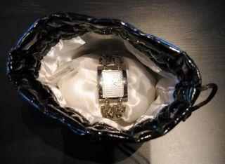 Guess Armbanduhr Heavy Metal Edelstahl Wie Bild