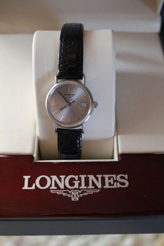 Longines Présence L4.  220.  4 Damenuhr Bild