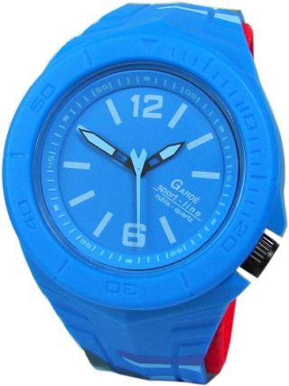Garde Ruhla - Quartz Armband Uhr Unisex 10atm Water Resistant Miyota 2035 Blau Bild