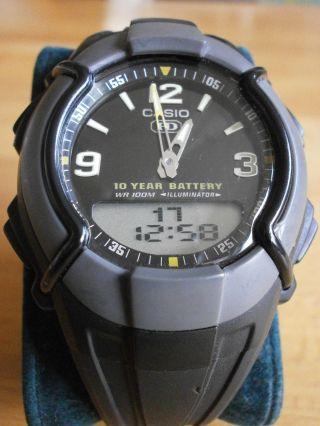 Casio Hdc - 600 Armbanduhr Sportuhr Einsatzuhr Bild