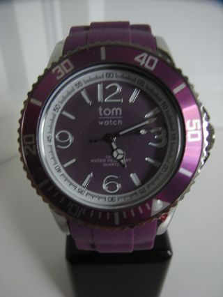 Tomwatch Basic 44 Wa 00031 Purple Rain Uvp 49,  90€ Bild