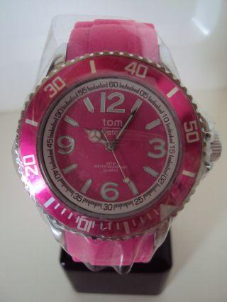 Tomwatch Basic 40 Wa 00157 Neon Pink Uvp 49,  90€ Bild