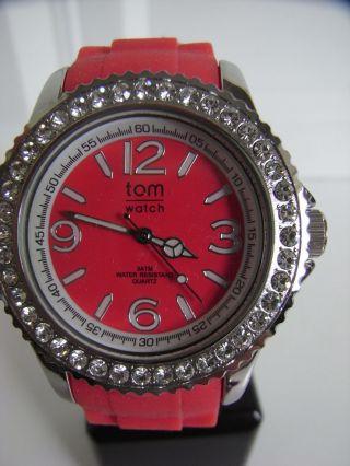 Tomwatch Crystal 44 Wa 00018 Armbanduhr Uvp 49,  90€ Bild