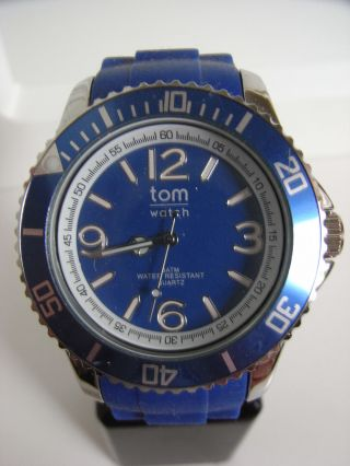 Tomwatch Basic 48 Wa 0051 Navy Blue Uvp 49,  90€ Bild