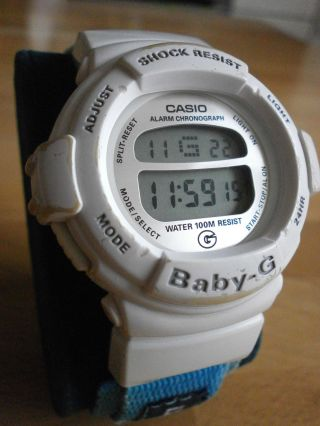 Casio Baby - G Bg - 320 Armbanduhr Sportuhr Bild