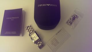Emporio Armani Damenuhr Classic Ar - 0146 Bild