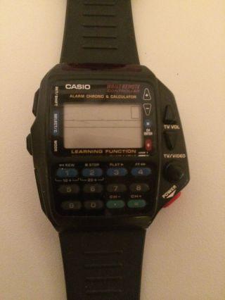 Casio Digitaluhr - Rechner Bild