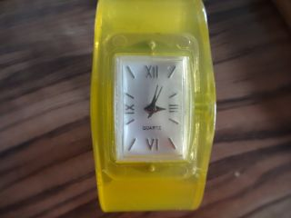 Armbanduhr - Spangenarmbanduhr Bild