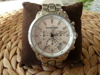 Michael Kors Edelstahl Damen - Uhr Bild