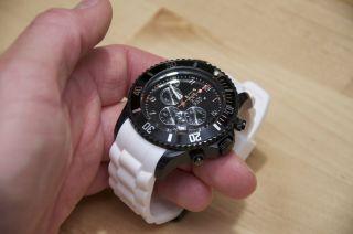 Ice Watch Chrono Ch.  Bw.  B.  S.  10 Weiß/schwarz Bild