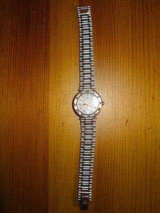 Maurice Lacroix Damen Uhr Modell 72896 Steel Swiss Made Bild