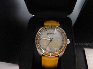 Emporio Armani Damenuhr,  Aus Meiner Uhren Sammlung Bild