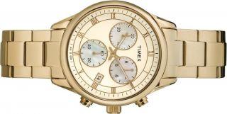 Timex Damen - Armbanduhr Analog T2p159au Uvp 179€ Bild