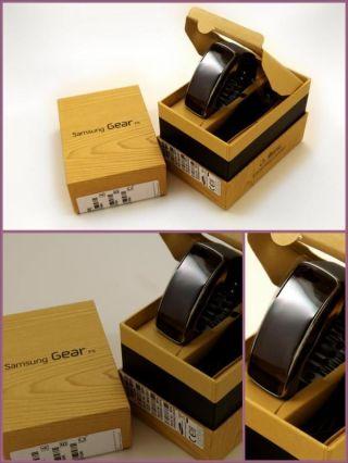 Samsung Gear Fit - Wearable Für Sportive - Bild