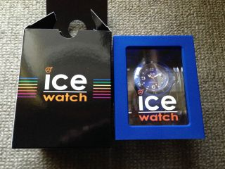 Blaue Ice Watch: Ice - Forever - Blue - Unisex Si.  Be.  U.  S.  09 Bild