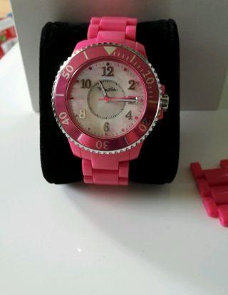 Thomas Sabo Uhr,  Pink,  Uhr Bild