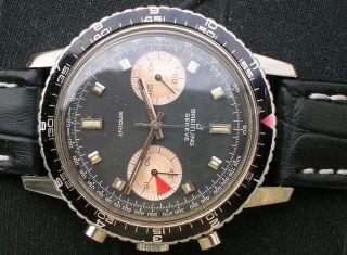 Breitling Sprint Valjoux 7730 Handaufzug 70er Jahre Bild