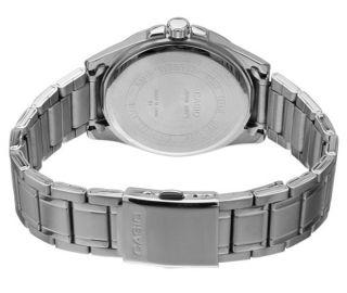 Casio Uhr Herrenuhr Mans Watch Mtp - 1355d - 1avef Mens Watch Bild