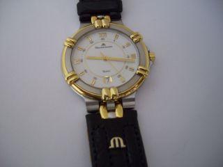 Damen/herren Armbanduhr Maurice Lacroix Calypso - Quarz Bild