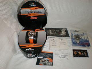 Tissot T - Race Nicky Hayden Limited Edition 2008 Watch Bild