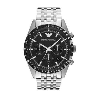 Emporio Armani Herren Uhr Armbanduhr Edelstahl Ar5988 Bild