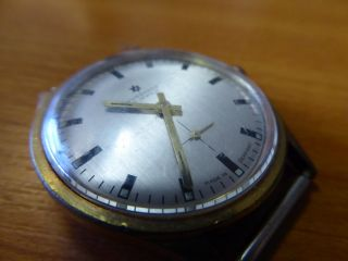 Junghans Herrenuhr Vintage Armband Uhr Intakt Bild