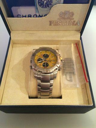 Armbanduhr Festina Bild
