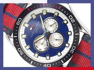 Tommy Hilfiger 1790600 Herren Uhr Multifunktion Mit Datum Uhr Bild