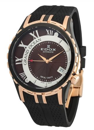 Edox Grand Ocean Automatic 80080 357rn Bir Bild