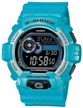 Casio Uhr G - Shock Digital Armbanduhr Gls - 8900 - 2er Bild