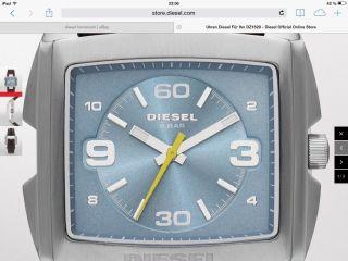 Diesel Dz 1629 Armbanduhr Für Herren (dz1629) Bild