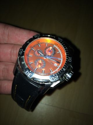 Festina Chrono Bike (tour Chronograph) Orange Bild