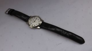 Kienzle 1822 Alpha Armbanduhr Quarzuhr Mit Datumsanzeige Kaum Getragen Bild