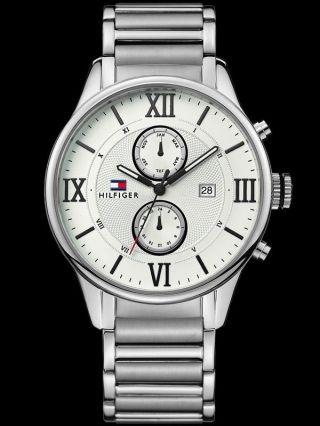 Tommy Hilfiger 1710289 Herren Uhr Multifunktion Mit Datum Bild