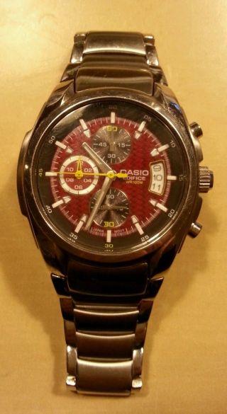 Casio Uhr,  Herrenuhr,  Module No.  2328 Bild